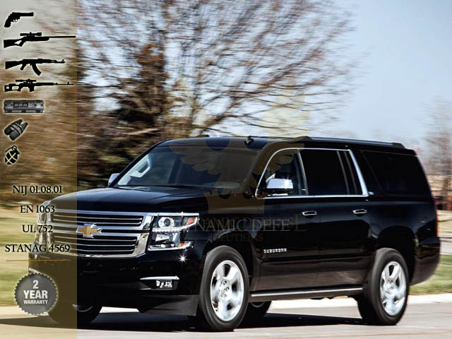 Lexus Suv For Sale >> Armored Chevrolet Suburban For Sale in UAE Best Armoured cars