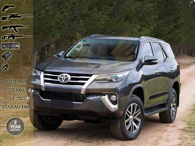 Armored Vehicles For Sale >> Armored Toyota Fortuner For Sale In Uae Best Armoured Vehicles